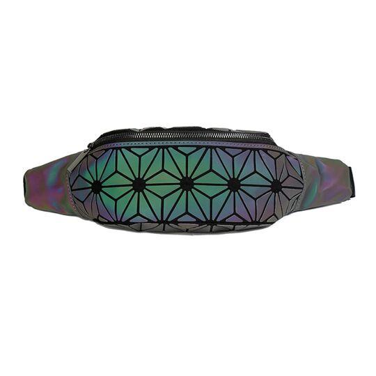 Поясные сумки - Сумка на пояс для женщин, Geometric П1723