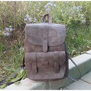 Женские рюкзаки - Женский рюкзак, коричневый П1735