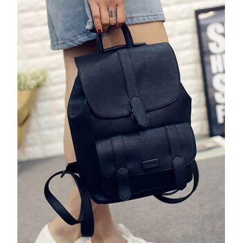 Женский рюкзак, черный 1736