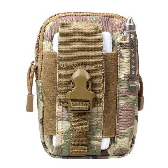 Сумка поясная армейская , камуфляж П1753