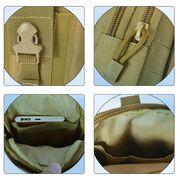 Поясные сумки - Сумка поясная армейская , камуфляж П1754