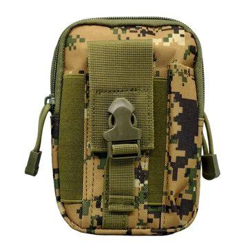 Сумка поясная армейская , камуфляж П1755