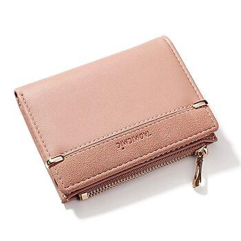 Женский кошелек, розовый 1760