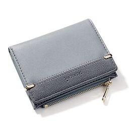 Женский кошелек, синий 1763
