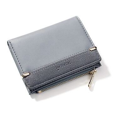 Женский кошелек, синий П1763