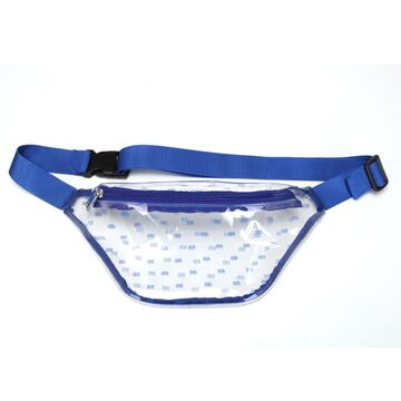 Поясные сумки - Сумка поясная женская прозрачная, П1776
