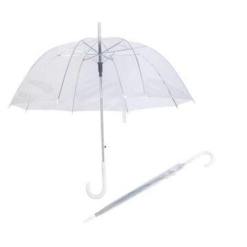 Зонтик, прозрачный П0078