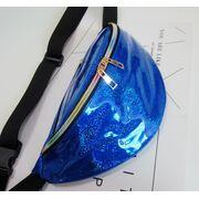 Поясные сумки - Сумка поясная женская прозрачная, П1778