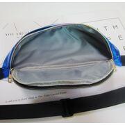 Поясные сумки - Сумка поясная женская прозрачная, П1782