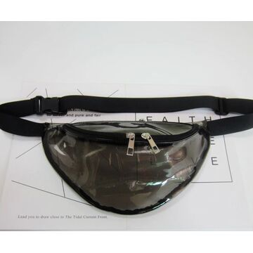 Сумка поясная женская прозрачная, П1785