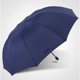 Зонтик синий 0079