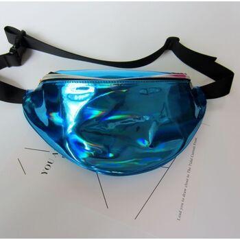 Сумка поясная женская прозрачная, П1790