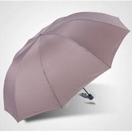 Зонтик, коричневый 0080