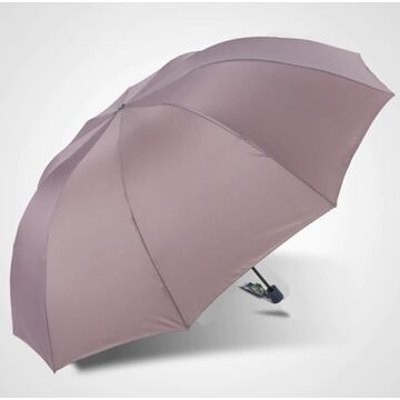 Зонтик, коричневый П0080