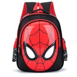 """Детский рюкзак """"Человек Паук"""", черный 0081"""