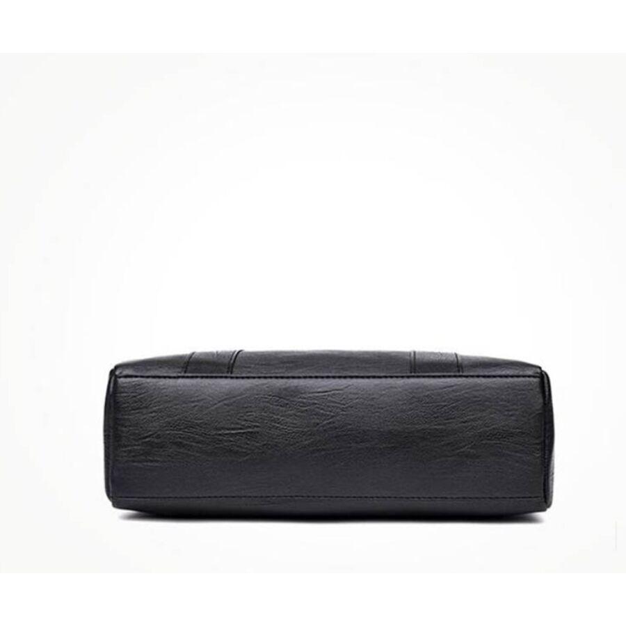 Женские сумки - Женская сумка SMOOZA, черная 1813