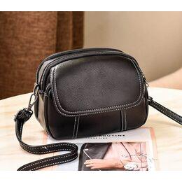 Женская сумка SMOOZA, черная 1817
