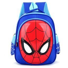 """Детский рюкзак """"Человек Паук"""", синий 0082"""