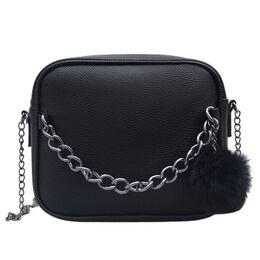 Женская сумка SMOOZA, черная 1818