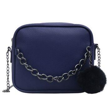 Женская сумка SMOOZA, синяя П1819