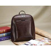 Женские рюкзаки - Женский рюкзак, коричневый П1820