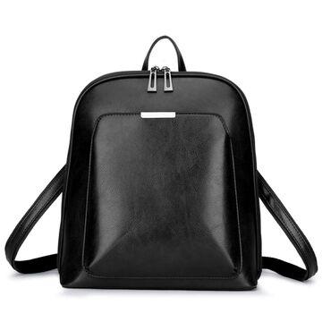 Женский рюкзак, черный П1821