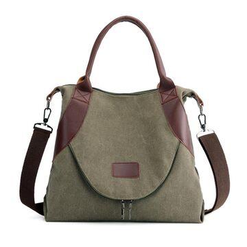 Женская сумка TuLaduo, зеленая П1823