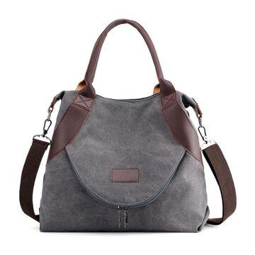 Женская сумка TuLaduo, серая П1824