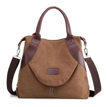 Женская сумка TuLaduo, коричневая П1825