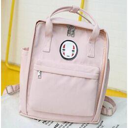 Женский рюкзак TuLaduo, розовый 1828