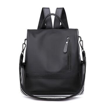 Рюкзак женский, черный П1838
