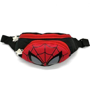 """Поясная сумка для детей, бананка, """"Человек паук"""" П1846"""
