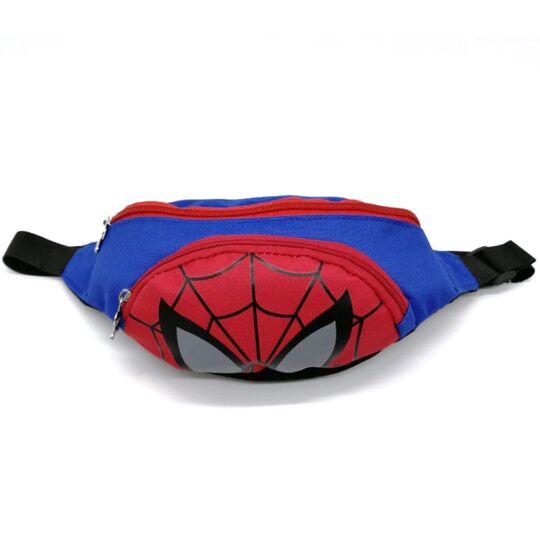 """Поясная сумка для детей, бананка, """"Человек паук"""" П1847"""