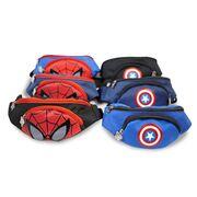 """Поясные сумки - Поясная сумка для детей, бананка, """"Человек паук"""" П1848"""
