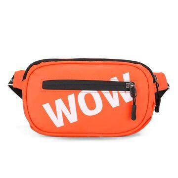 """Поясная сумка для детей, бананка, """"WOW"""" П1855"""