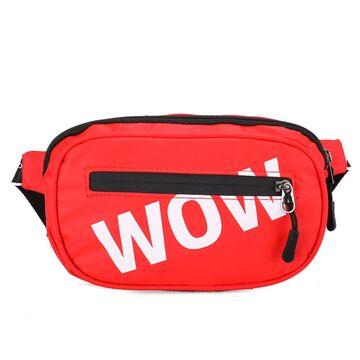 """Поясная сумка для детей, бананка, """"WOW"""" П1857"""