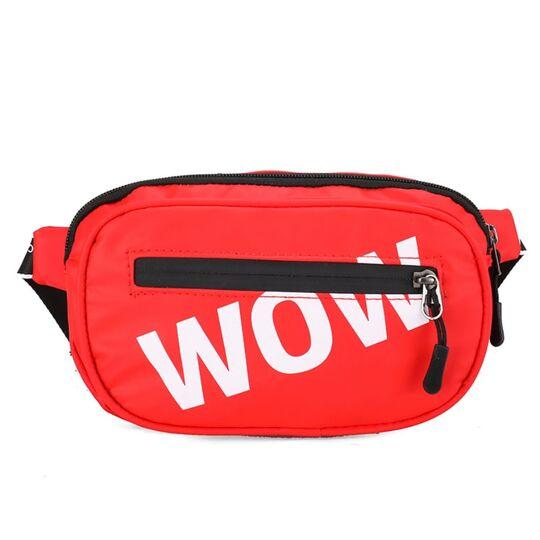 """Поясные сумки - Поясная сумка для детей, бананка, """"WOW"""" П1857"""