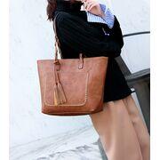 Женские сумки - Женская сумка, черная П0089
