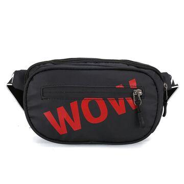 """Поясная сумка для детей, бананка, """"WOW"""" П1858"""