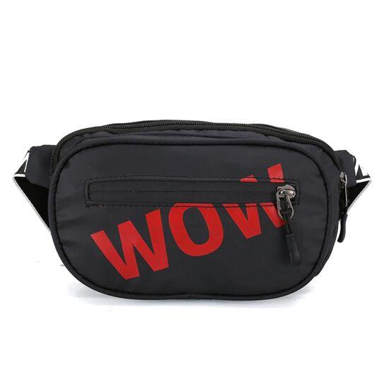 """Поясные сумки - Поясная сумка для детей, бананка, """"WOW"""" П1858"""