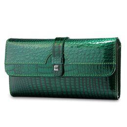 Женский кошелек HH, зеленый 1867
