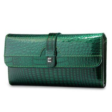 Женский кошелек HH, зеленый П1867