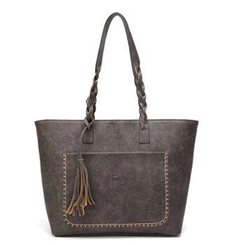 Женская сумка, коричневая 0090