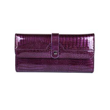 Женский кошелек HH, фиолетовый П1868