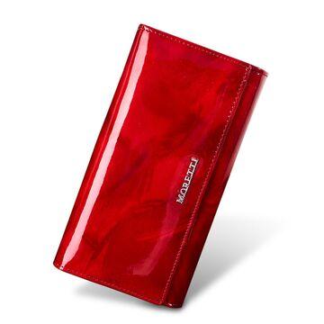 Женский кошелек HH, красный 1872