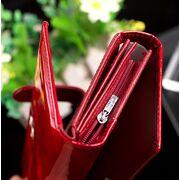 Женские кошельки - Женский кошелек HH, красный 1872