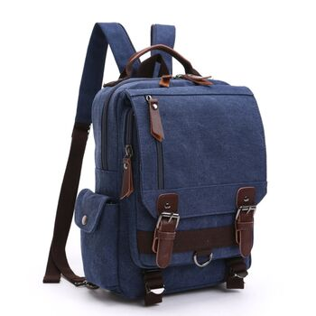 Мужской рюкзак SCIONE, синий 1882