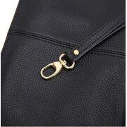 Женская сумка клатч, желтая П1887
