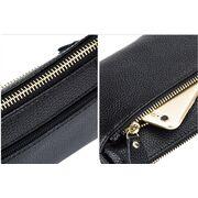 Женская сумка клатч, розовая П1894