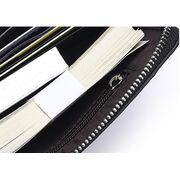 Мужской кошелек DWTS, коричневый П1897